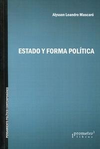 Estado y Forma Política