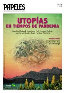 Revista Papeles nº149. UTOPÍAS EN TIEMPOS DE PANDEMIA